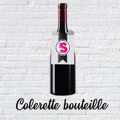 Colerette bouteille