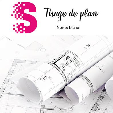 Plan Noir & Blanc