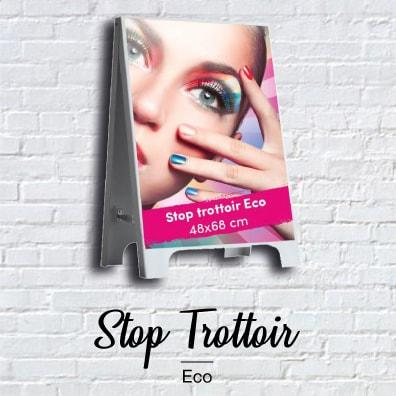 Stop trottoir