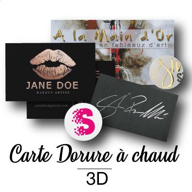 Dorure 3D