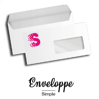 Enveloppes simple