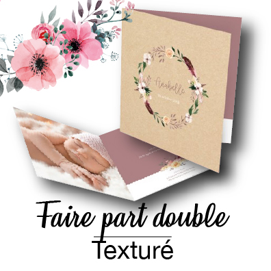 Double Texturé
