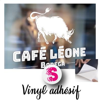Adhésif Vinyl sur mesure